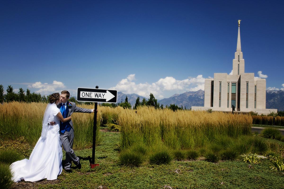 Utah Wedding Video | Julie & Nels | LDS Oquirrh Mountain