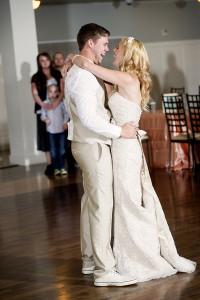 Bride & Groom First Dance Wedding Day Photos