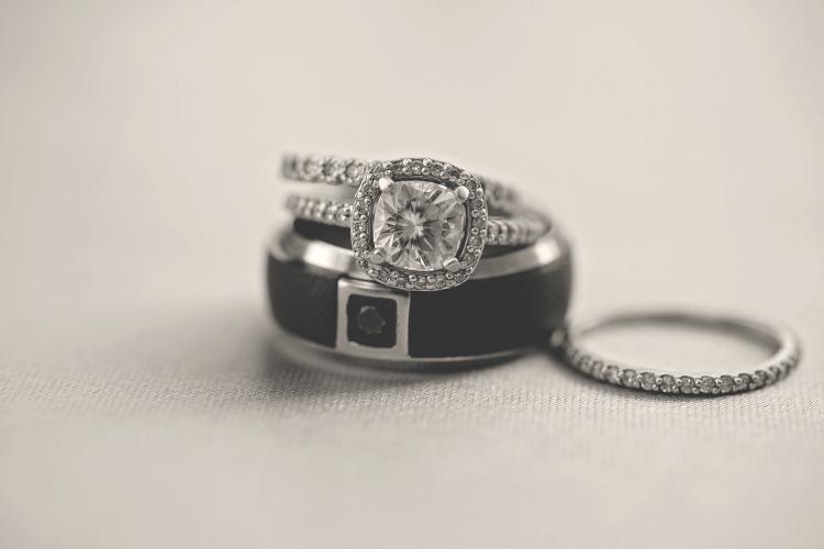 wedding rings Wedding Day Photos