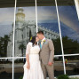 LDS Temple Weddings St George Temple reflection
