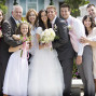 LDS Temple Weddings Mount Timpanogos small family