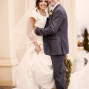 LDS Temple Weddings Payson shoes hug