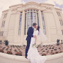 LDS Temple Weddings