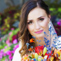 Utah Bridal Pictures Stunning beautiful colorful vibrant