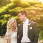 Utah Bridal Pictures sun flare eyes love