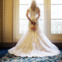 Utah Bridal Pictures JSMB silhouette beautiful