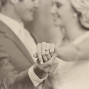Utah Bridal Pictures bokeh hands rings
