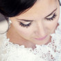 Utah Bridal Pictures bokeh eyelashes gorgeous