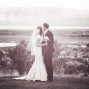 Utah Bridal Pictures Vista Cedar Hills view