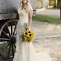 Utah Bridal Pictures smiling bride
