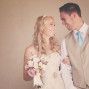 Utah Bridal Pictures bride groom smiling