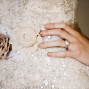 Utah Bridal Pictures beautiful ring and dress