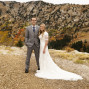 Utah Bridal Pictures scenic mountains bride groom