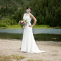 Utah Bridal Pictures Tibble Fork Reservoir