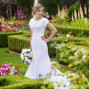 Utah Bridal Pictures Salt Lake Temple