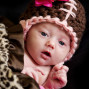 Newborn Pictures big eyes baby