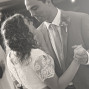 Utah Wedding Photos bride groom first dance