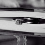 Utah Wedding Photos rings in book