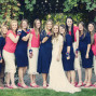 Utah Wedding Photos best friends bride