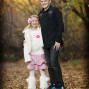 Utah Family Photos brother sister bokeh