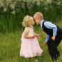 Utah Photos nose kissing kids super cute