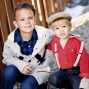 Utah two brothers Photos red shirt hat