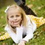 Utah Family Photos boots yellow flowers grass