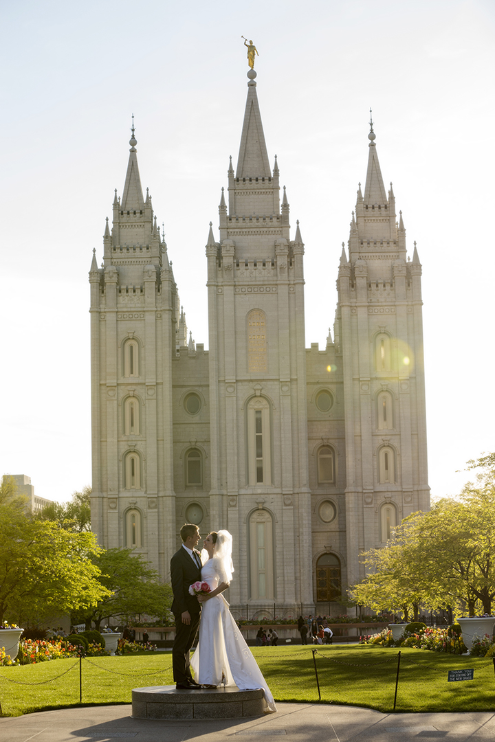 SLC Temple Pedestal