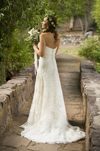 Bride on Bridge