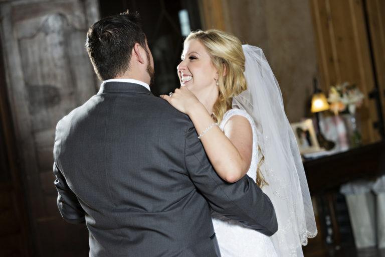 Wedding First Dance Happy Bride