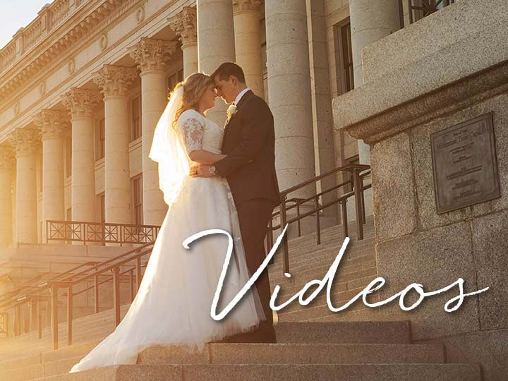 utah wedding videography